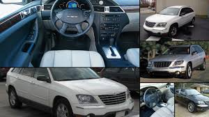 2004 Chrysler Pacifica - news, reviews, msrp, ratings with amazing ...