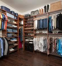 warm cognac closets traditional closet