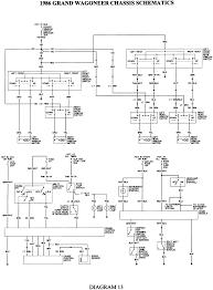 Jeep Renegade Wiring Diagram Wiring Diagram for 82 Jeep Renegade
