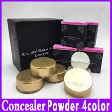 the newloose powder oil control powder makeup lasting concealer beauty spot free distribution beautiful skin whitening concealer gift non edogenic