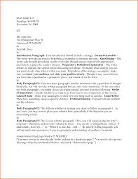 Business Letter Format Business Plan Cover Letter Business Letter