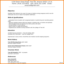 8 Cna Cover Letter Examples With Exprience Graphic Resume