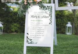 13 simple and magical outdoor wedding