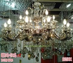 lampu kristal bekas: Lampu gantung kristal bekas lampu gantung kristal 88026 12 6 cf