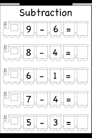 Rocket Math Subtraction Worksheets ~ Koogra