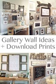 Best 25 Wall Collage Ideas On Pinterest Wall Collage Picture Inside Bhg  Blank Wall Ideas