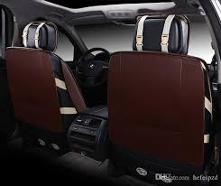 universal fit car seat covers wear sets for audi bmw buick ford honda toyota car model car seat cushion occ sc leather seat covers for trucks leather seats