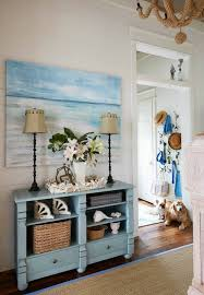 Beach Home Decor Ideas Enchanting Beach House Entryway Idea