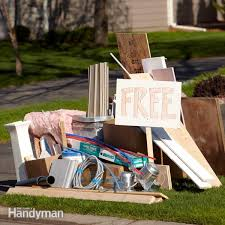 diy jobs generate junk here s how to get rid of it