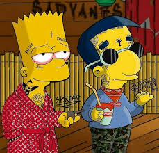 Bart Simpson Weed Wallpapers ...