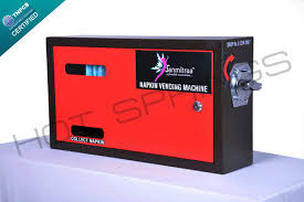 Automatic Products Vending Machine Manual Mesmerizing Manual Napkin Vending Machine At Rs 48 Piece Sanitary Napkin