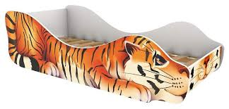 Купить <b>кровать</b> детская <b>Бельмарко Зверята</b> Тигрёнок Шерхан ...