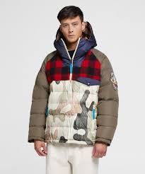 Second Life Anorak Griffin X Woolrich