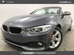 2015 Used BMW 4 Series 428i at United BMW Serving Atlanta ...