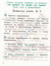 ГДЗ Проверочные и контрольные работы по русскому языку класс  2стр 3стр 4стр 5стр 6стр
