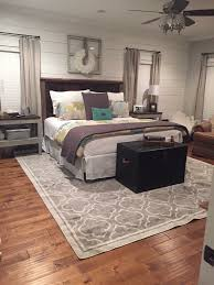 warm rug under king bed area home rugs ideas