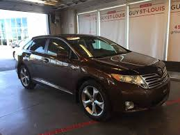 Used 2010 Toyota Venza Base in Cowanville - Used inventory ...