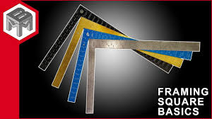United Inches Framing Chart Framing Square Basics How To Use One