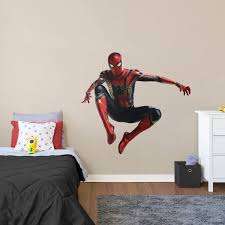 avengers infinity war iron spider life size officially licensed marvel removable wall