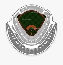 Royals Stadium Seating Chart Kauffman Stadium Seating Chart Stadium 1501464 Free