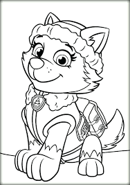 Fine Decoration Paw Patrol Coloring Pages Marshall Page Ideas View