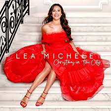Lea Michele Announces First-Ever Holiday Album Christmas In The ...