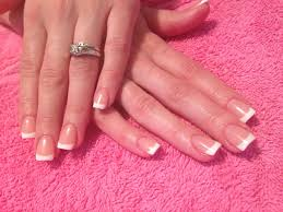 Elegant French Manicure Designs Top 40 Unique French Acrylic Nails