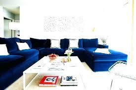 Modern blue couch Living Room Bright Blue Couch Navy Velvet Sofa Inspiring Bed Soft Full Wallpaper Pictures Modern Cobalt Amazing For Modern Blue Couch Sydhavninfo Cobalt Blue Couch Interior Design Velvet Sectional Surgify