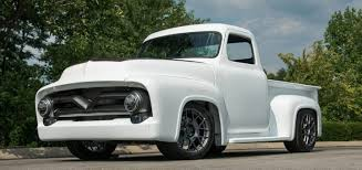 1955 Ford F-100 Resto Mod Truck To Auction | Ford Authority