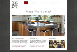Kitchen Design Website Impressive Insight Designs Web Solutions LLC Concrete Revolution Insight