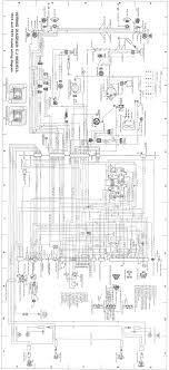 Jeep cj7 wiring diagram cj 1974 1975 large size