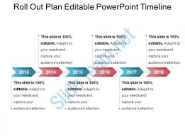 rollout strategy template. Roll Out Plan Editable Powerpoint Timeline Templates PowerPoint