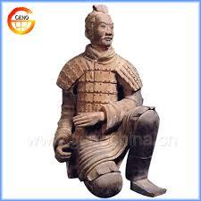 hot s terracotta warrior garden statue for resin warrior terracotta warrior garden statue terracotta warriors statue chinese warrior statue