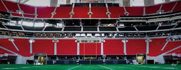 Mercedes Benz Stadium Soccer Seating Chart Mercedes Benz Stadium