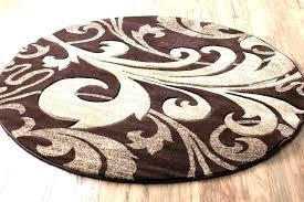half circle rug target navy enthralling round rugs in jute pad