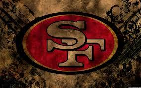 san francisco 49ers logo hd wallpaper in desktop wallpaper hd
