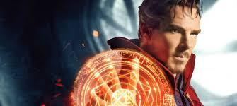benedict berbatch as doctor strange