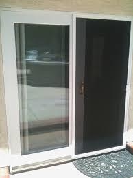 innovative sliding patio screen door installing the screen doors