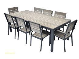 Ensemble table et chaises de jardin en solde - Maison mobilier et design