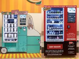 How To Get Free Food Out Of A Vending Machine Impressive The Largest Vending Machine Cluster In Singapore Dispenses DIY