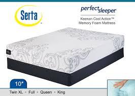 serta memory foam mattress.  Serta Lovable Serta Memory Foam Perfect Sleeper Keenan  Mattress Sets Inside L