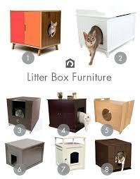 litter box furniture cat enclosed covered. Cat Litter Enclosures Box Furniture Enclosed Covered Hidden Ikea T