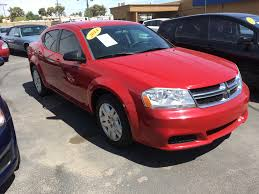 Used 2014 Dodge Avenger SE at Rocky's Mesa