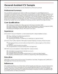 General Resume Examples Gorgeous Resume Examples General Resume Examples Pinterest Resume
