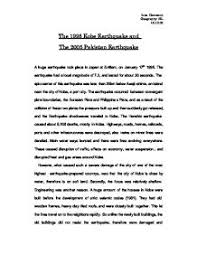 effective application essay tips for essay of earthquake 2010 earthquake essay otherpapers com