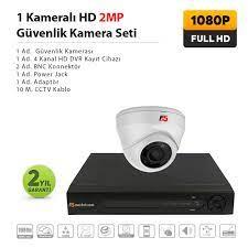 1 li Güvenlik Kamerası Seti