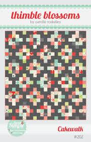 Best 25+ Quilt material ideas on Pinterest   DIY quilting tutorial ... & Cakewalk - PDF pattern Adamdwight.com