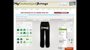 Design Own Sweatpants Custom Sweatpants Design Your Own Custom Sweatpants Online