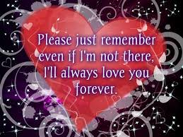 I Ll Love You Forever Poems I'll Love You Forever DesiComments Custom Ill Love You Forever And Ever