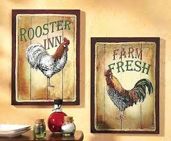 roosters for kitchen decor rooster accessories throughout unique themed d